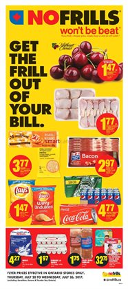Grocery offers in the No Frills catalogue in Toronto