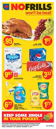 No Frills deals in the Vancouver flyer