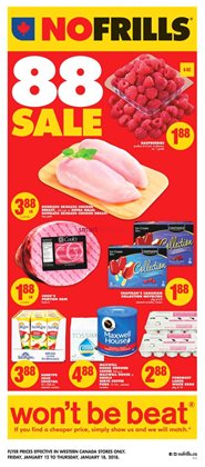 Grocery offers in the No Frills catalogue in Vancouver