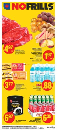 No Frills deals in the Scarborough flyer