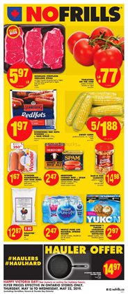 Grocery offers in the No Frills catalogue in Ottawa