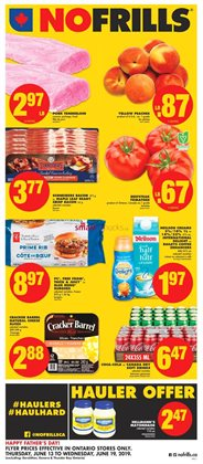 No Frills deals in the Bolton flyer
