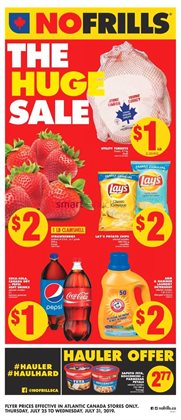 No Frills St. John's 1300 Topsail Rd | Flyer & Hours