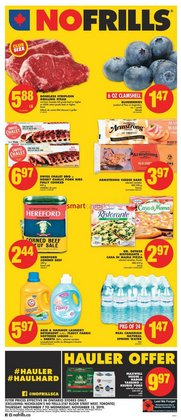 Grocery offers in the No Frills catalogue in Edmonton