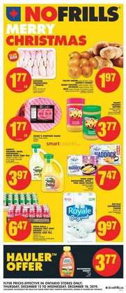 No Frills deals in the Hamilton flyer