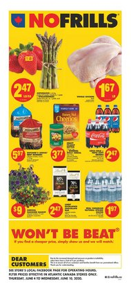 No Frills catalogue in Toronto ( Published today )