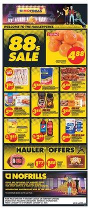 No Frills catalogue ( 3 days left )