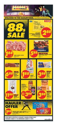 No Frills deals in the No Frills catalogue ( Expired)