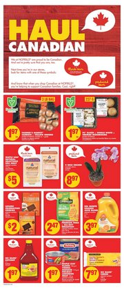 Grocery offers in the No Frills catalogue ( 1 day ago )