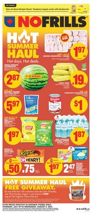Grocery deals in the No Frills catalogue ( Expires tomorrow)