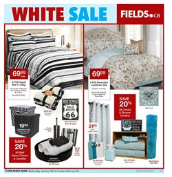 Fields deals in the Edmonton flyer