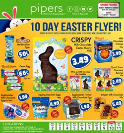Pipers catalogue ( 5 days left )