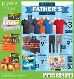 Pipers deals in the Pipers catalogue ( Expires tomorrow)