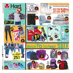 Hart deals in the Granby flyer