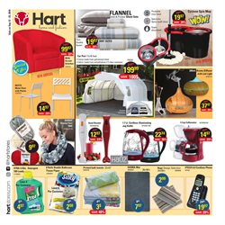 Hart deals in the Quebec flyer