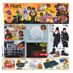 Hart deals in the Sherbrooke QC flyer