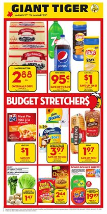 Giant Tiger deals in the Toronto flyer
