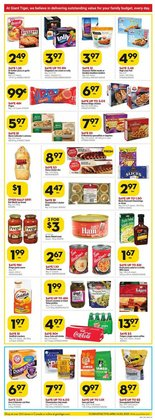 Grocery offers in the Giant Tiger catalogue ( 2 days ago )