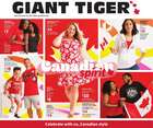 Giant Tiger catalogue ( 6 days left )