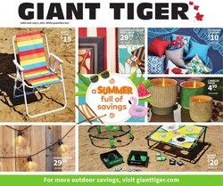 Giant Tiger catalogue ( 1 day ago)
