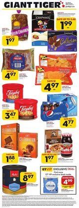 Grocery deals in the Giant Tiger catalogue ( 1 day ago)