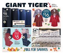 Clothing, Shoes & Accessories deals in the Giant Tiger catalogue ( Expires today)