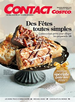 Grocery offers in the Costco catalogue in Montreal
