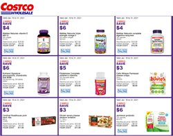 Costco catalogue ( 3 days ago )