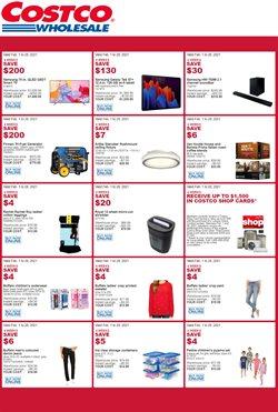 Costco catalogue ( Expires today )