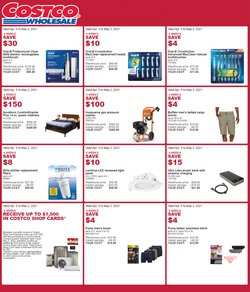 Costco catalogue ( Published today)
