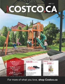 Home & Furniture deals in the Costco catalogue ( 6 days left)