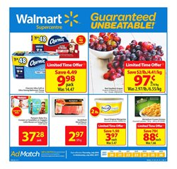 Walmart deals in the Calgary flyer