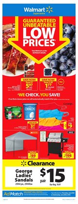 Walmart deals in the Toronto flyer