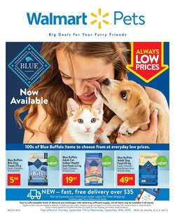 Walmart catalogue ( 7 days left )
