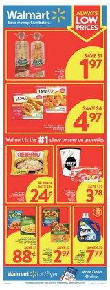 Walmart catalogue ( Expired )