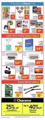 Walmart catalogue ( 2 days ago )