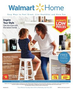 Walmart catalogue in Montreal ( 9 days left )