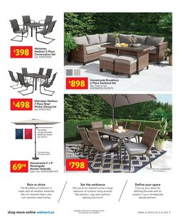 Grocery offers in the Walmart catalogue ( 1 day ago )