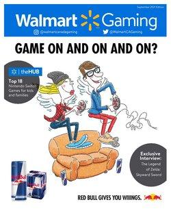 Walmart deals in the Walmart catalogue ( 13 days left)