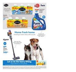 Dyson deals in the Walmart catalogue ( 10 days left)