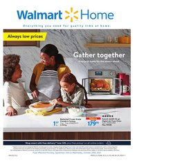 Walmart catalogue ( 22 days left)