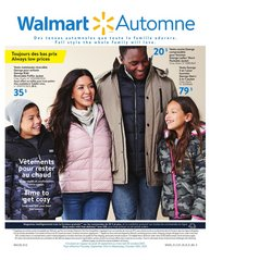 Grocery deals in the Walmart catalogue ( Expires today)