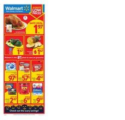 Walmart deals in the Walmart catalogue ( 2 days left)
