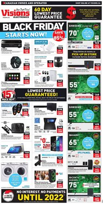 Visions Electronics catalogue ( Expires tomorrow )