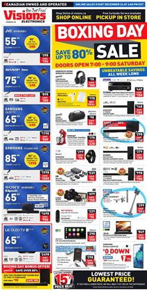 Visions Electronics catalogue ( Expired )