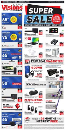 Visions Electronics catalogue ( 3 days left )