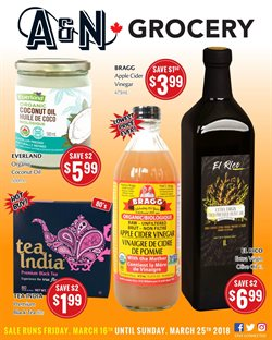 Army & Navy deals in the Vancouver flyer