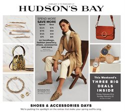Hudson's Bay catalogue in Prince George ( 3 days ago )
