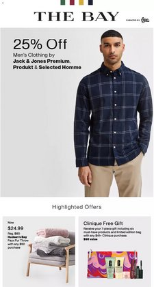 Hudson's Bay deals in the Hudson's Bay catalogue ( Expired)