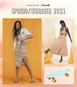 Clothing, Shoes & Accessories deals in the Marshalls catalogue ( 6 days left)